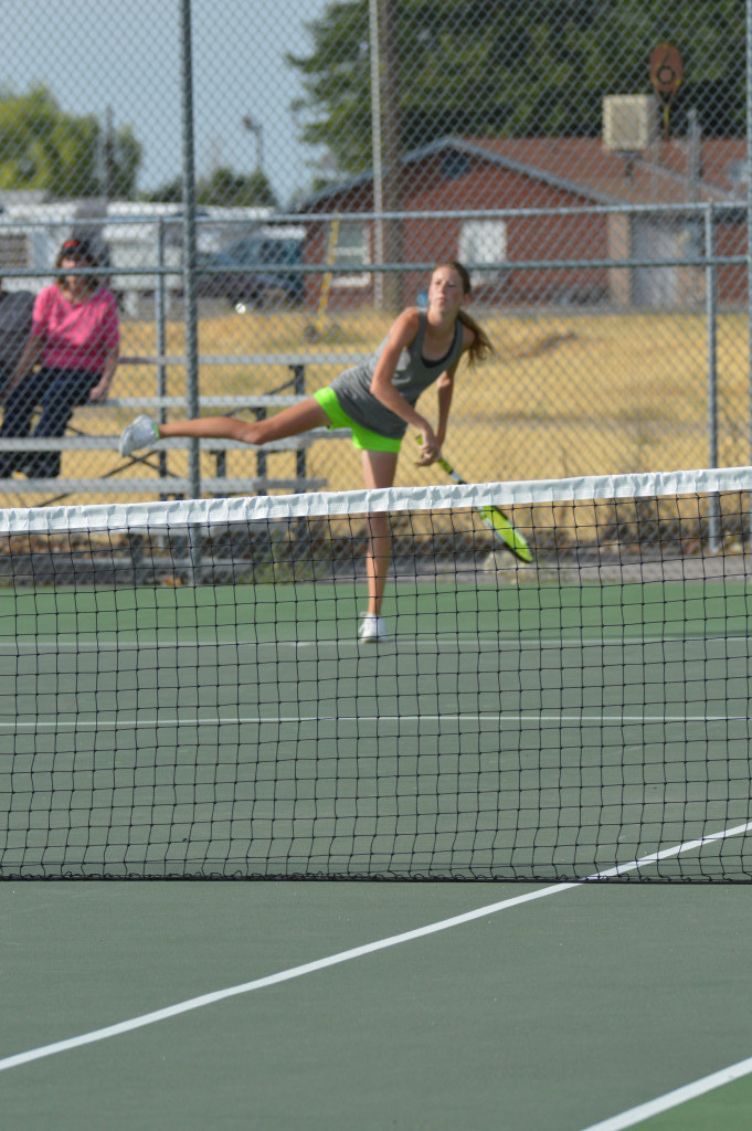 State Tennis Results