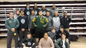 Boys Varsity Wrestling