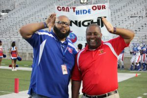 North DeSoto Vs Woodlawn Leadership