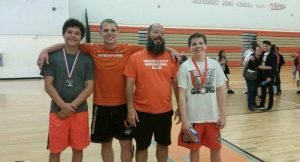 Parks, Jacob, Kale, & Coach
