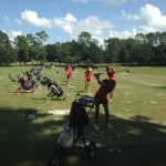 University High School – Orange City Girls Varsity Golf beat De Land High School 200-258