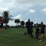 University High School – Orange City Girls Varsity Golf beat Seabreeze High School 206-260