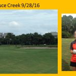 University High School – Orange City Girls Varsity Golf beat Spruce Creek High School 176-194