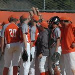 University High School – Orange City Junior Varsity Baseball beat New Smyrna Beach High School 14-4