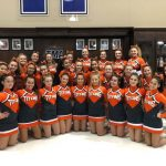 Competitive Cheer Season 2018 - 2019