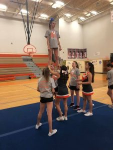 Titan Cheer Camp 2018-2019