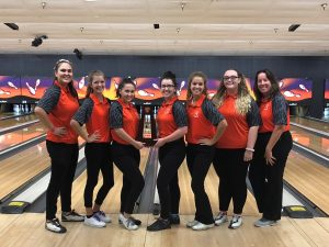 2018 Girls District Bowling Champs