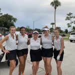Girls Varsity Golf beats Mainland 195 – 291
