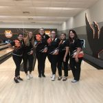 Girls Varsity Bowling finishes 6th place at 13th Annual Kegel High School Challenge