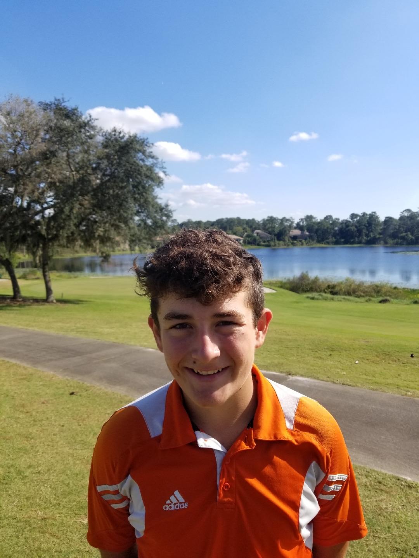 Golfer Bryce Werblo Advances to Regional Tournament!