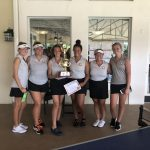 Lady Titan Golfers won 5 Star Conference!