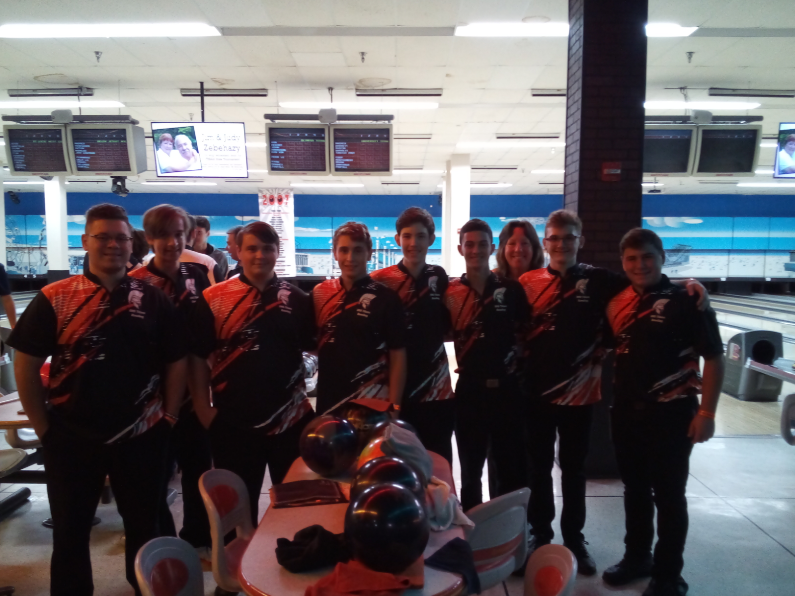 Boys Bowling – State Tournament