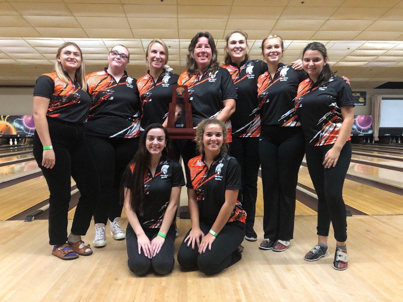 Girls Bowling – State Tournament