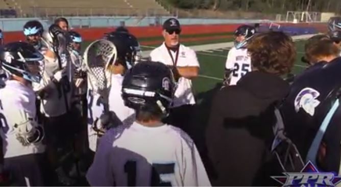 Boys Lacrosse vs. San Diego High on KUSI