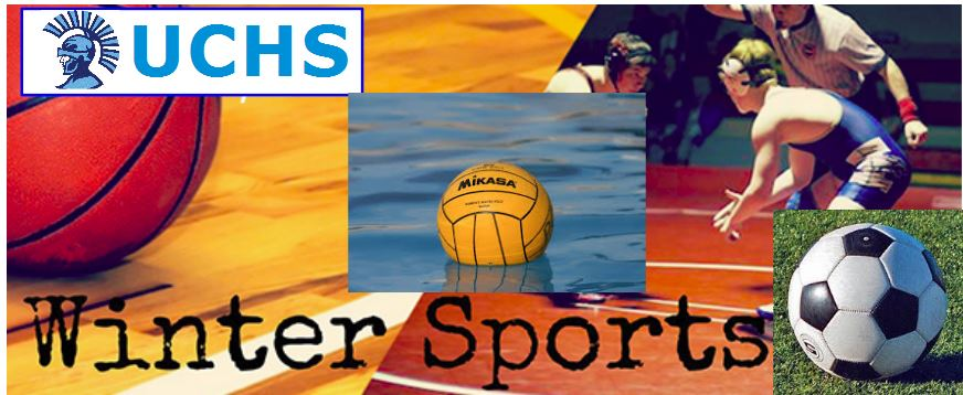 Winter Sports Tryout Dates/Times-Basketball, Soccer, Wrestling, & Water Polo