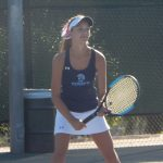 Girls Tennis wins City League title