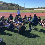 Boys Freshman Soccer ties Santana High School JV  1 – 1