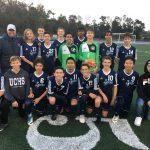 UCHS Boys Freshman Soccer beats Patrick Henry 2 – 0