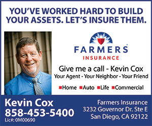 Thank you to our Continued Sponsor Kevin Cox Farmers Agent!
