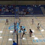Girls Varsity Volleyball Beats OLP in 4