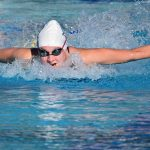 Girls Swim takes 1st in Western League Relays