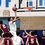 Boys Basketball advances to  2nd round of CIF STATE tournament