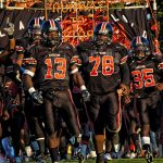 Lakeland High School Varsity Football beat Lake Gibson High School 21-0