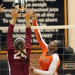 Dreadnaught Volleyball Team Wins Season Opener
