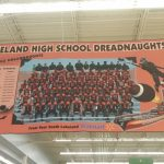 South Lakeland Wal-Mart Displays Dreadnaught Support