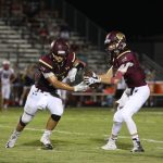 Whitesboro High School Varsity Football falls to Ft Worth Christian 28-14