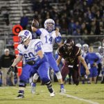 Whitesboro High School Varsity Football beat Van Alstyne High School 30-21