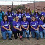 Girls Soccer Win District