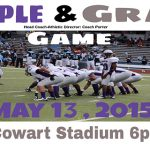 Purple and Gray Game
