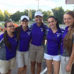 Concord High School Girls Varsity Golf finishes 5th place
