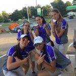 Concord High School Girls Varsity Golf finishes 3rd place