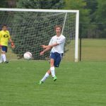 JV Soccer Tops Railsplitters 7-5