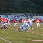 JV Football Tops Skyline