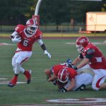 Rockets' Big Plays Top Howell In Suspended Game
