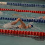 Girls Swimming & Diving defeat Livonia Ladywood