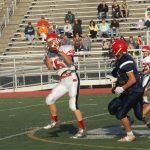 Freshman Football Loses Tough Battle