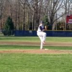 Varsity Baseball Downs Pioneers 13-3