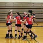 Varsity Volleyball @ Wayne Photos