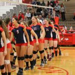 Varsity Volleyball @ Canton Photos