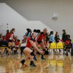 Varsity Volleyball @ AA Huron Invite Photos