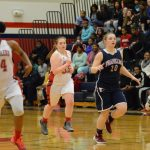 Seniors Shine In Win Over Patriots