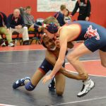 Wrestlers Crowned District Champions