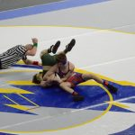 Scenes From The Wrestling State Championships