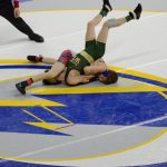 Mars and Siemasz Head To Wrestling Finals