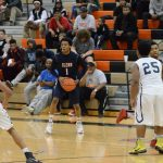 Cagers Advance To District Final