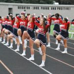 Varsity Cheer Brighton Game
